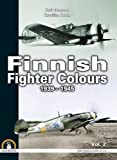 img - for Finnish Fighter Colours 1939-1945. Volume 2 (White Series) book / textbook / text book