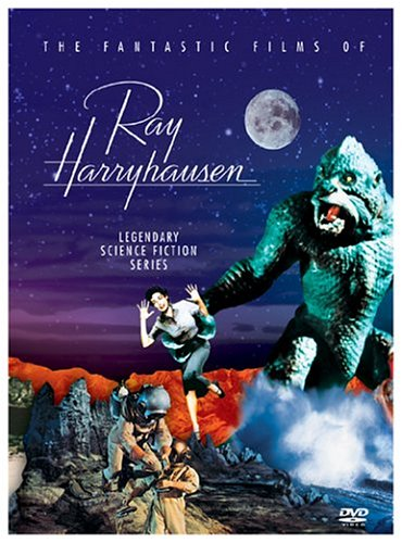 The Fantastic Films of Ray Harryhausen: Legendary Science Fiction Series (It Came from Beneath the Sea / Earth vs. the Flying Saucers / 20 Million Miles to Earth / Mysterious Island / H.G. Wells' First Men in the Moon)