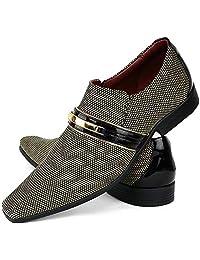 Sapato Social Neway em Couro Marfim