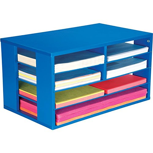Store More Paper Storage Shelves