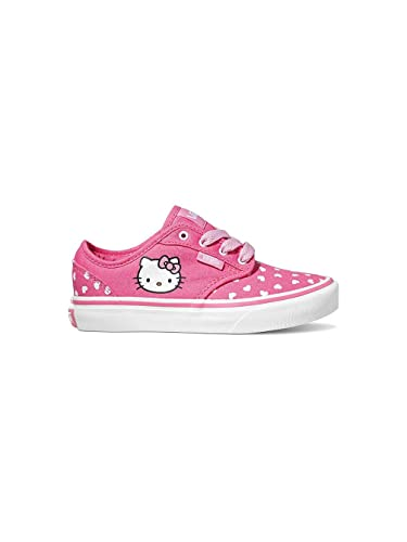 5003035dc Amazon.com | Vans New Atwood Girl's Pink Hello Kitty Shoes size 5.0 ...
