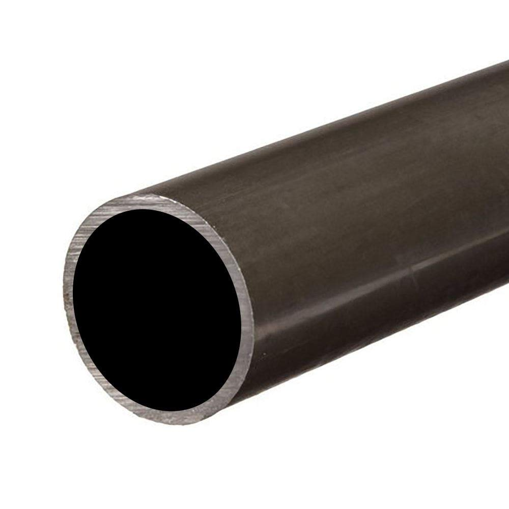 Online Metal Supply Steel DOM Round Tube 1-1/8 OD x 0.12 Wall x 0.885 ID x 48 inches