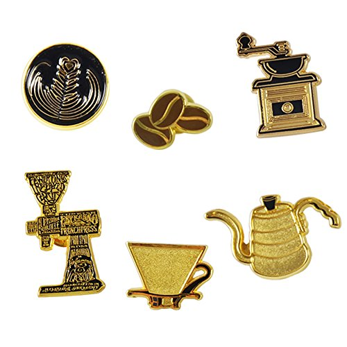 Commemorative Pin Set - 7