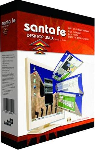 Santa Fe Linux- Desktop Linux Operating System
