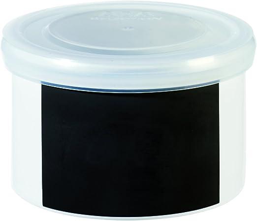 ASA MEMO Vorratsdose, Keramik, schwarz, 13,5cm: