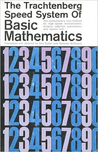 The Trachtenberg Speed System of Basic Mathematics : Rudolph McShane
