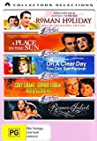 Place in the Sun / On Clear Day You Can See Forever / Romeo and Juliet   5 Discs   NON-USA Format   PAL   Region 4 Import - Australia