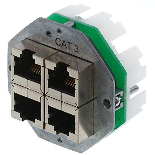 KOMOS KDD 500CS 4X Cat 38(4) RJ 45Cables Haring 0.160253