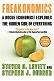 Book cover for Freakonomics: A Rogue Economist Explores the Hidden Side of Everything