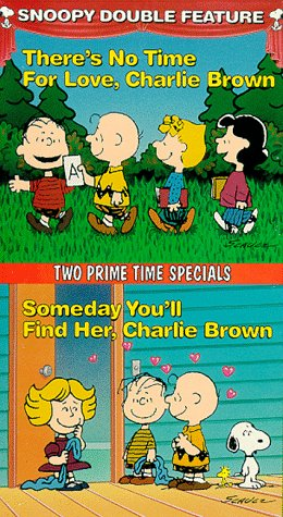 Snoopy Double Feature Vol. 5 (There's No Time For Love, Charlie Brown/Someday You'll Find Her, Charlie Brown) [VHS]