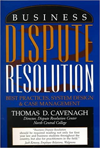 Descargar Gratis Libros Business Dispute Resolution: Best Practice In System Design And Case Management Gratis Epub