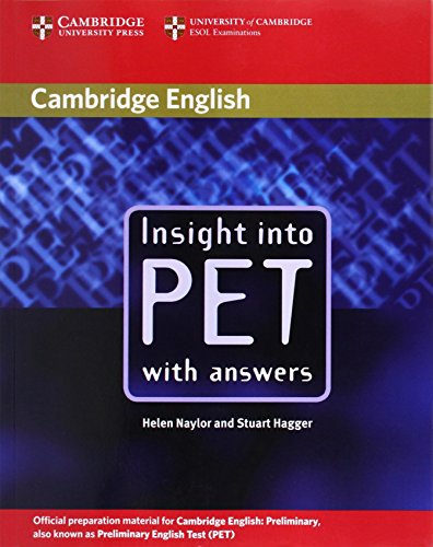 Insight Into Pet Sb Wo Answer