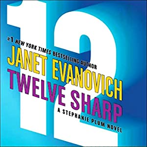 Twelve Sharp Audiobook