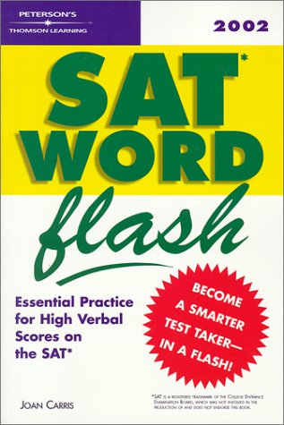 SAT Word Flash 2002 ()