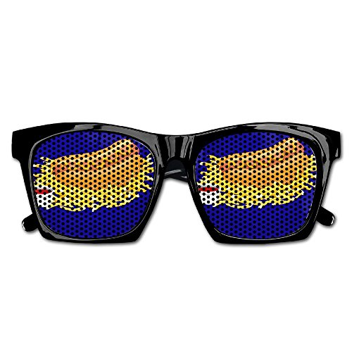 Elephant AN Themed Novelty Hot Dog French Fries Wedding Visual Mesh Sunglasses Fun Props Party Favors Gift - Uk Wacky Sunglasses