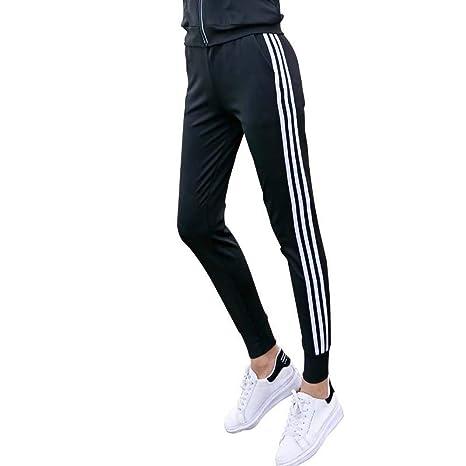 Pantalones Deportivos para Mujer Pantalones de Yoga Holgados ...