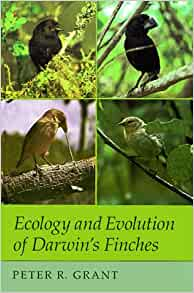 Ecology and Evolution of Darwin's Finches (Princeton Science Library