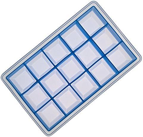 [Gesponsert]Lurch 10450 Eiswürfelbereiter Würfel 30 x 30 mm, eisblau