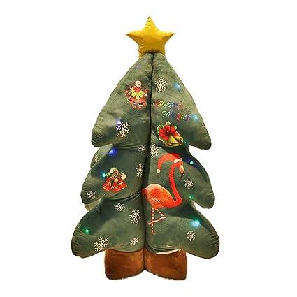Regali Di Natale Oggettistica.Plush Toy Albero Di Natale Incandescente Giocattoli Di