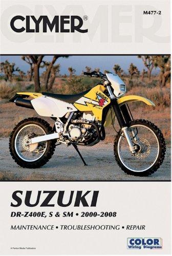 Suzuki Dr Z400S - 5