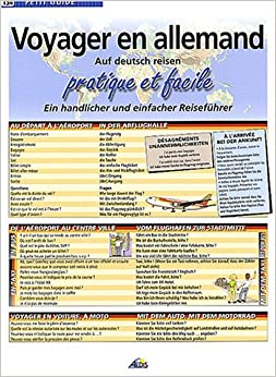 Book Voyager en allemand (French Edition)