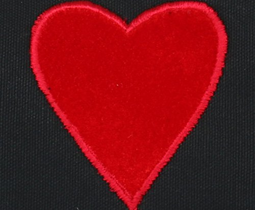 Noir Sac Rouge Pocket Femme Bandoulière rouge Pour Pick YFTwq5w
