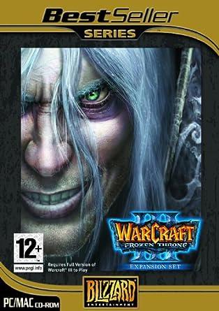Warcraft 3 Frozen Throne Expansion Pack (PC) [Importación inglesa ...