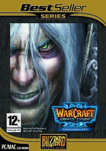 Warcraft 3 Frozen Throne Expansion Pack (PC) (Frozen Throne 3 Warcraft)