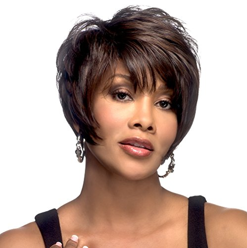 Vivica A. Fox MOORE-V New Futura Fiber, PS Cap Wig in Color FS427