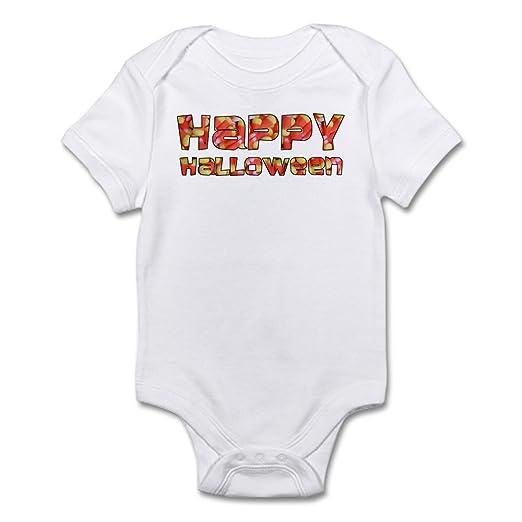 Amazon.com  CafePress Halloween Infant Creeper Baby Bodysuit  Clothing a0ac3429c