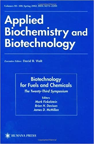 Biotechnology for Fuels and Chemicals: The Twenty-Third