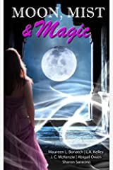 Moon, Mist, & Magic: A Paranormal Romance Anthology Paperback