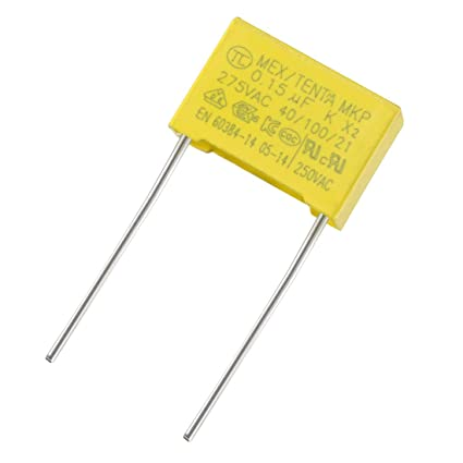 Amazon.com  uxcell Safety Capacitors Polypropylene Film 0.15uF ... b6b1d3e491c51