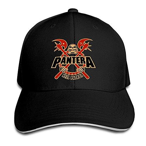 uluzus-mens-heavy-metal-band-pantera-hell-patrol-snapback-hat