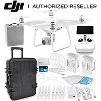 DJI Phantom 4 Advanced+ Quadcopter Travel Case Essential Bundle