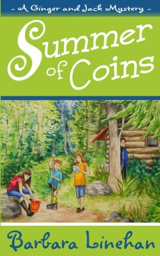 Summer of Coins (A Ginger and Jack Mystery) (Volume 1)