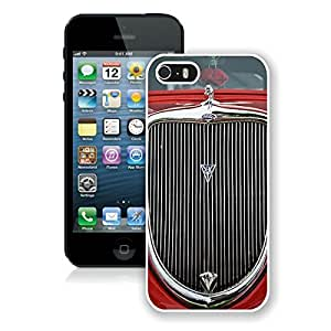 Beautiful Designed Case With 1934 Ford Victoria Grill White For iPhone 5S Phone Case