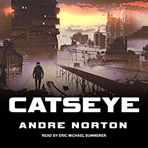 Catseye by Andre Norton science fiction book reviews