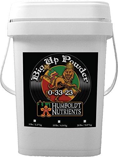 Big Bud Powder (Humboldt Nutrients Big up Powder, 10-Pound)