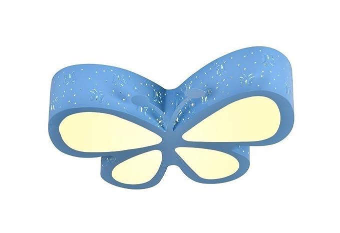 Plafoniere Camerette : Creativo cartoon cameretta plafoniere farfalla rosa ragazza