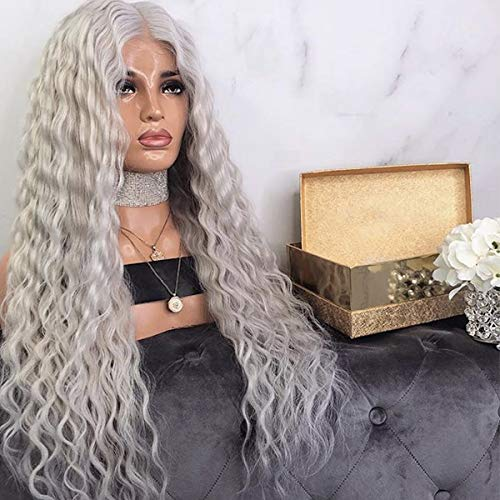 EEWIGS Synthetic Lace Front Wig Cosplay Hair Long
