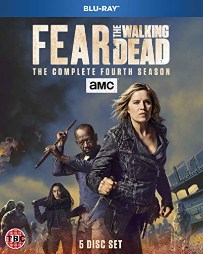 Used, Fear The Walking Dead Season 4 [Blu-ray] [2018] for sale  Delivered anywhere in Canada