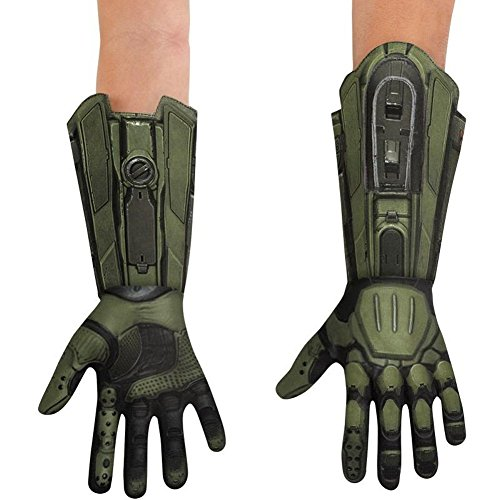 Halo 3 Gloves - Adult - Accessories & Makeup (Master Chief Gloves)