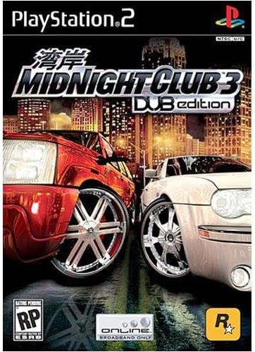 midnight club 3 dub edition remix ps2 unlock all cars