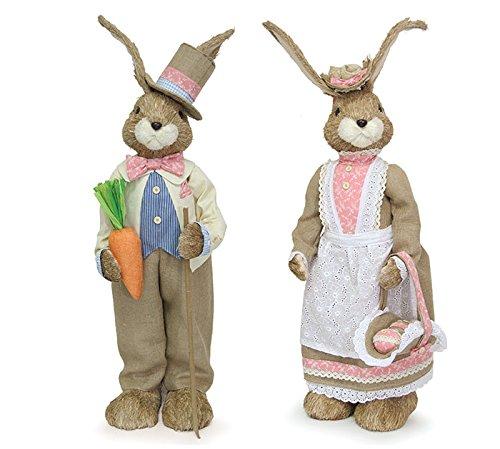 Burton & Burton Sisal Sunday Bunny Childrens Party Activities by Burton & Burton