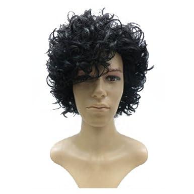 Double curly ebony teen consider