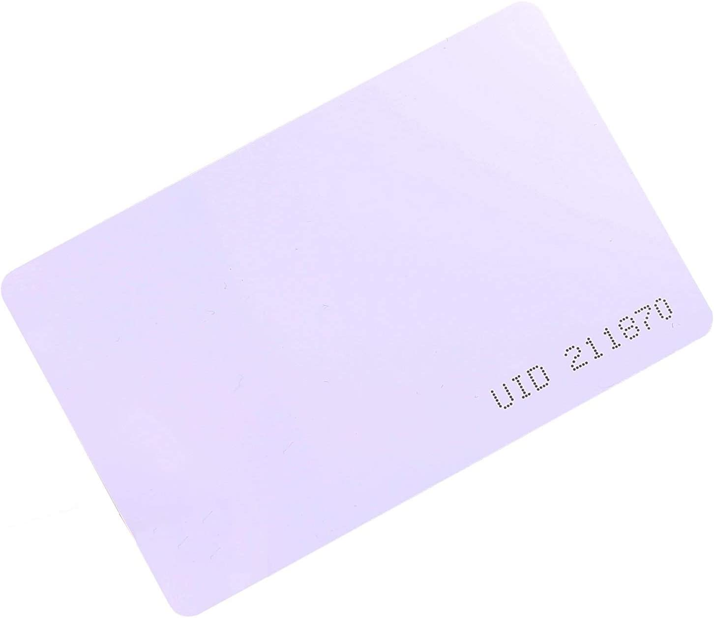 Pack of 10 UHPPOTE UID RFIC Card Writable Rewritable Programable MF1 IC 13.56Mhz S50