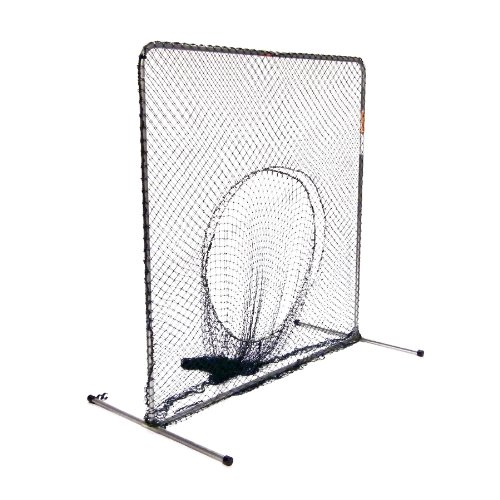 Jugs Quick-snap Square Screen with Sock-Net, 7 - Feet by Jugs