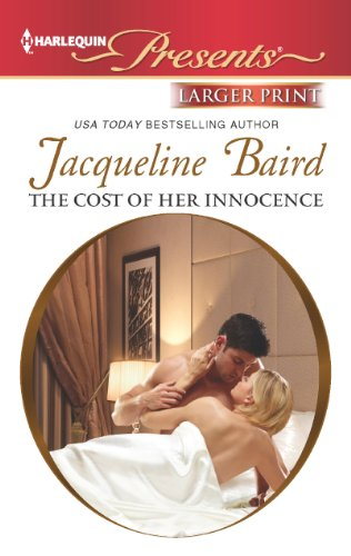 book cover of The Cost of Her Innocence