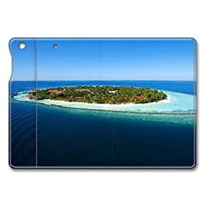 Amazing Maldives Island View iPad Air Flip Leather Case Cover